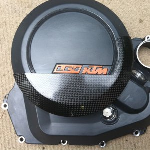 New Clutch Cover